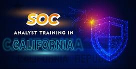 SOC Analyst Training in California