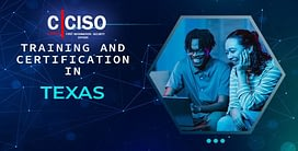 CCISO Certification in Texas