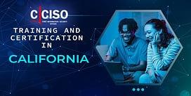 CCISO Certification in California