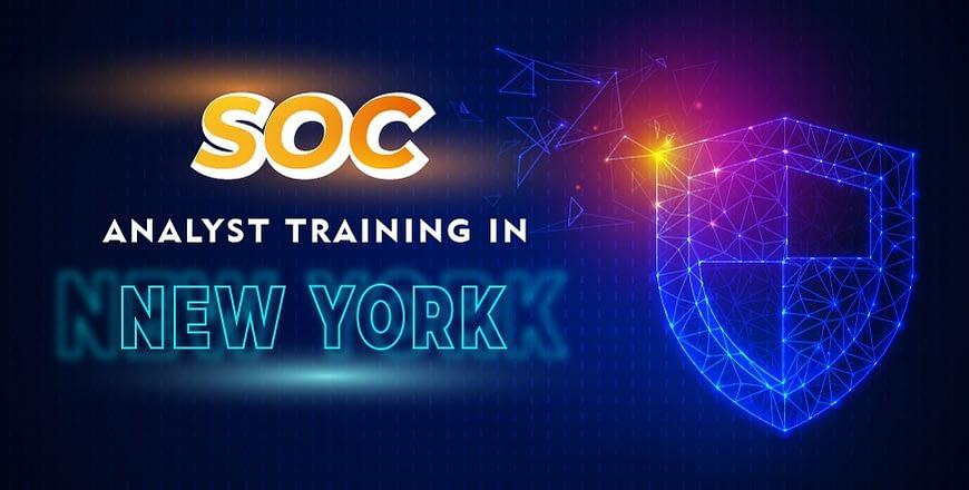 SOC Analyst Training in New York